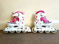 SFR CANDEN girls Scates Pink size small (UK 8J-11J)