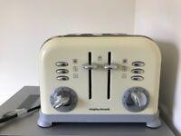 Morphy Richards 4 slice toaster. Excellent Working Order