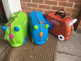 Three trunki's available, one of which a rare Gruffalo.