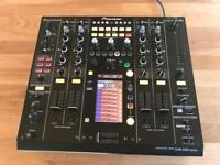 Pioneer DJM 2000 Nexus Professional DJ Mixer - Mint Condition + Deck saver