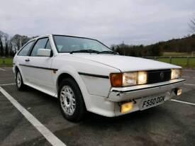 1988 VW Scirroco 1.8 Scala edition