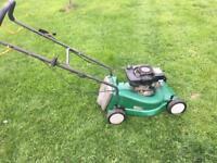 Vantage 35 Tecumseh Lawn Mower