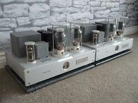 ALLNIC AUDIO A-5000 NEO SE (PAIR) - 300B Valve Monoblock (Parallel Single Ended) Power Amplifiers!!