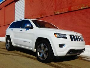 2014 Jeep Grand Cherokee 4X4 OVERLAND TOIT/GPS/CUIR (SUMMIT/SRT-