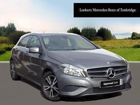 Mercedes-Benz A Class A180 BLUEEFFICIENCY SE (grey) 2014-11-15