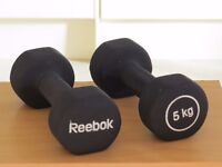 Reebok Exercise Weights 5kg