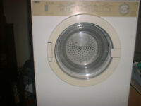 3kg ZANUSSI VENTED TUMBLE DRYER