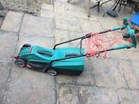 Bosch rotak 32 ergoflex electric mower