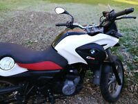 BMW G 650 GS FOR SALE, 2012 plate, MOT, GOOD CONDITION, LOW MILEAGE