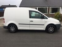 Vw caddy 57reg low mileage superb throughout private use only