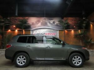 2012 Toyota Highlander ** LEATHER  / LOW K / ONE OWNER !! **