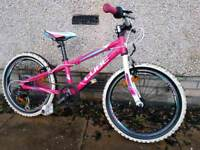 "Cube 200 Race girls 20"" bike"