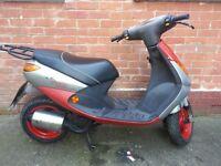 peugeot vivacity 50 moped