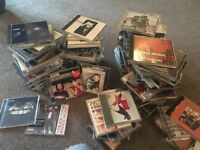 Over 100 cds, various artists