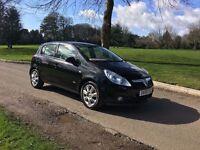 **Reduced**2009 Vauxhall Corsa Hatchback 1.2I 16V Design 5Dr FSH NOV MOT 2 KEYS