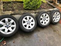 """Genuine BMW Alloys Alloy Wheels 16"""""""