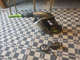 GTECH Multi ATF001 Grey Handheld Cordless Vacuum Cleaner MK1 GOOD CONDITION AND FULLY WORKING