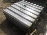THICK PLASTIC ROOFING SHEETS HEAVYWEIGHT.