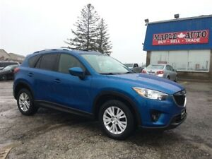 2013 Mazda CX-5 GT - AWD - LEATHER - MOONROOF - NAVIGATION