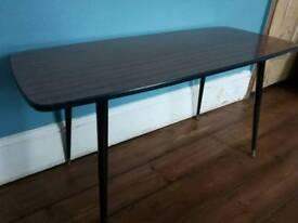 Coffee table dansette legs