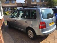 VW Touran 1.9 TDi S