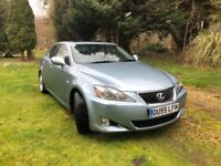 LEXUS IS 250 SE-L WITH SUNROOF