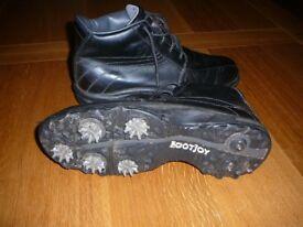 Footjoy golf boots