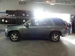 2009 Chevrolet TRAILBLAZER 4WD