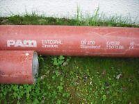 "6"" Ductile Iron Sewerage Pipe"
