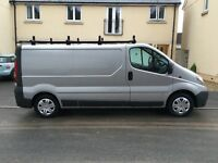 Vauxhall vivaro 2.0 LWB. Excellent condition. 6mths MOT. Full service history. Full service on 22/09