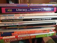 Teaching resource books