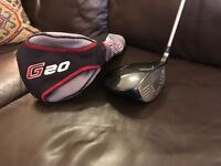 Ping G20 Driver right hand 10.5 degree