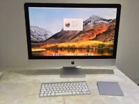 Apple iMac 5K Retina Late-2014 4.0GHz i7 Quad Core 1TB SSD 32GB RAM 4GB R9 M295X