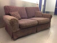 Laura Ashley Kendal 2 Seater Sofa with Loose Covers Cost £1300