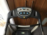 Fully working electric treadmill for sale