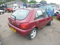 FORD FIESTA GHIA X AUTOMATIC - R623SRD - DIRECT FROM INS CO