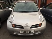 Nissan Micra 1.4 - Full Service History - 5 Door - (NOT VAUXHALL CORSA ASTRA VW POLO FORD) - £950.00