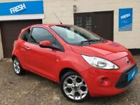 Ford Ka 1.2 Titanium 3dr 2012(62) - Cambelt, Service and 12 Months MOT upon sale