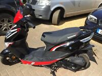 Lexmoto Echo 50cc moped ideal first time bike, good clean runner