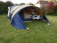 Cabanon Stratos DL Trailer Tent - 2006/2007