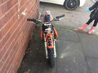 Ktm 50 £500 ovno not(cr kx rm yz)