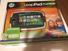 LeapPad Platinum Learning Tablet Green, Kids Electronic Educational Toy