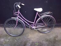 Vintage Raleigh Caprice