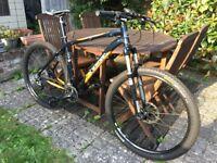 29er Orange Clockwork Mountain Bike