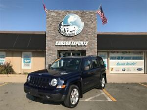 2013 Jeep Patriot LOOK PATRIOT SPORT! FINANCING AVAILABLE!