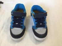 Heelys with lights size 13