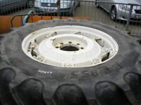 Ford weighted rims and tyres