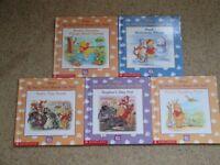 "Scholastic ""Winnie the Pooh"" Disney Books"