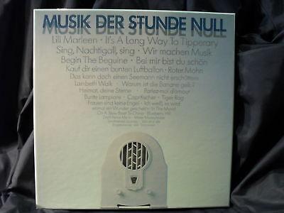 V.A. - Musik Der Stunde Null   Zeit-Magazin   5 LP-Box