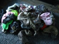 JOB LOT 51 X TRAPPER HATS WINTER HATS WHOLESALE, IDEAL FOR MARKET